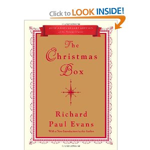 Christmas box cover