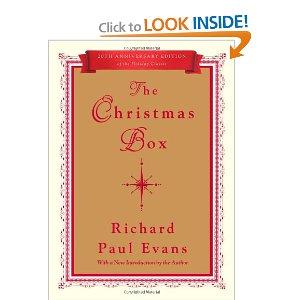 Christmas box cover