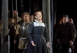 Mary (Joyce DiDonato), Act I