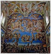 Michelangelo, Last Judgment