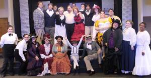 Hello, Dolly! cast