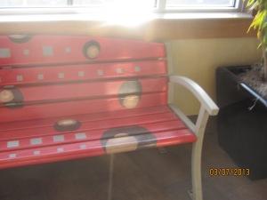 buckeye bench