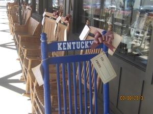 Kentucky rocker