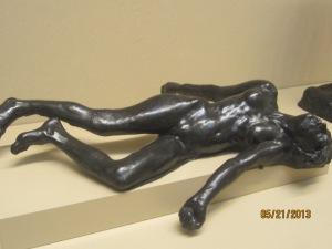 "Rodin, ""Martyr"""