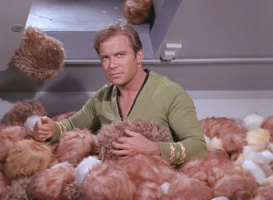 Lots of tribbles