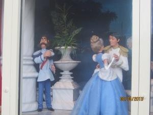 Cinderella--I love the Duke.