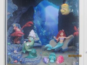 Little Mermaid  window