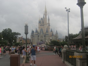Castle from Main Street.
