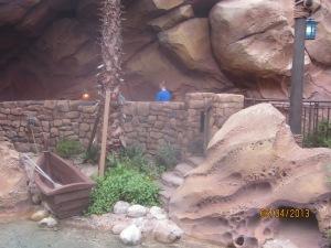 Little Mermaid queue