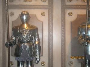 The talking knights
