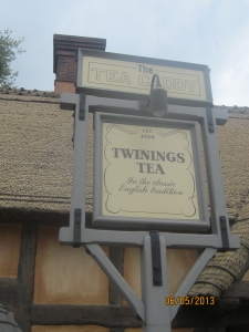 Twinings!! AKA Jane Austen's tea.