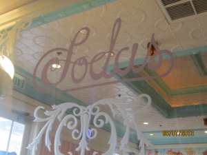 Beaches and Cream theming
