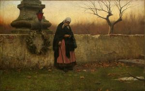 """All Souls' Day"", Jackub Schikander"