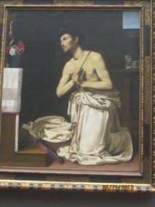St. Dominic In Penitence, Met Museum, NYC