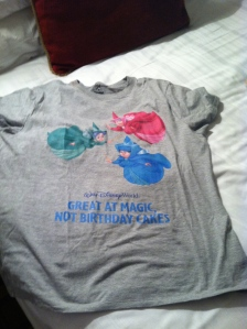 my T-shirt from Design-A-Tee
