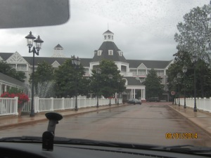 Yacht Club front