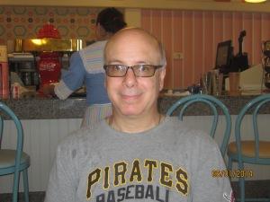 Dad at BC