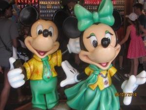 Pin trading shop at Downtown Disney