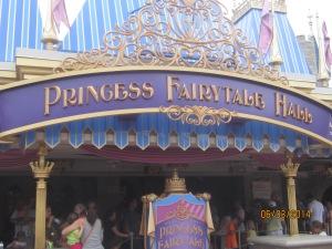 Princess Fairy Tale Hall