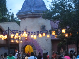 Tangled theming