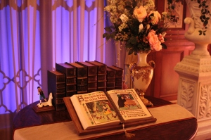 Bookends from Cinderella