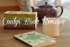 emily's book reviews button