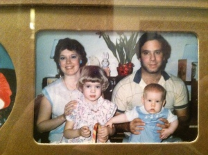 Easter in the 80s