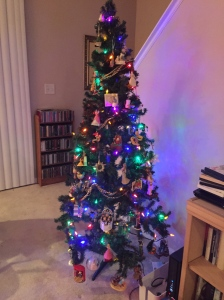My Christmas Tree, 2014