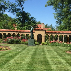 photo essay Franciscan Monastery, Washington D.C. @emily_m_deardo