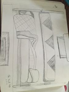 Learning to draw at Sketchbook Skool @emily_m_deardo